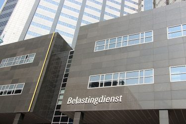 gebouw belastingdienst Amsterdam