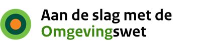 Logo website aan de slag met de Omgevingswet