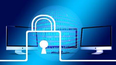 3 pc's, data en beschermingsslot