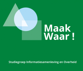 Rapport Studiegroep Informatiesamenleving en overheid