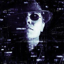 Illustratieve afbeelding van een cybercrimineel