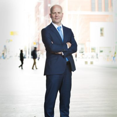 Staatssecretaris Knops BZK