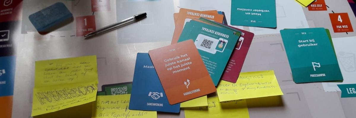 Bekijk de pagina Agenda Digitale Overheid