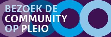 Bezoek de community op Pleio: rog.pleio.nl