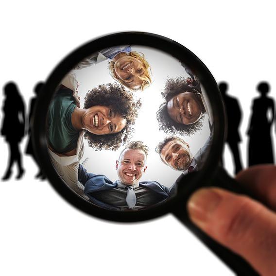 Onderzoek: groep onder vergrootglas