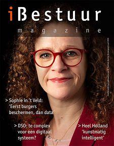 Cover iBestuur magazine nummer 30