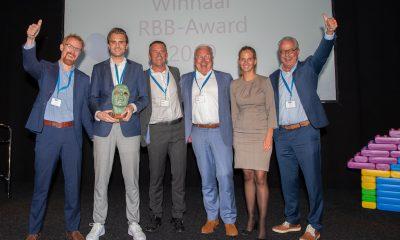 Link naar Brexit Impact Scan wint RBB Award