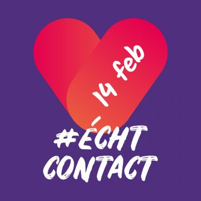 Campagne logo #echtcontact