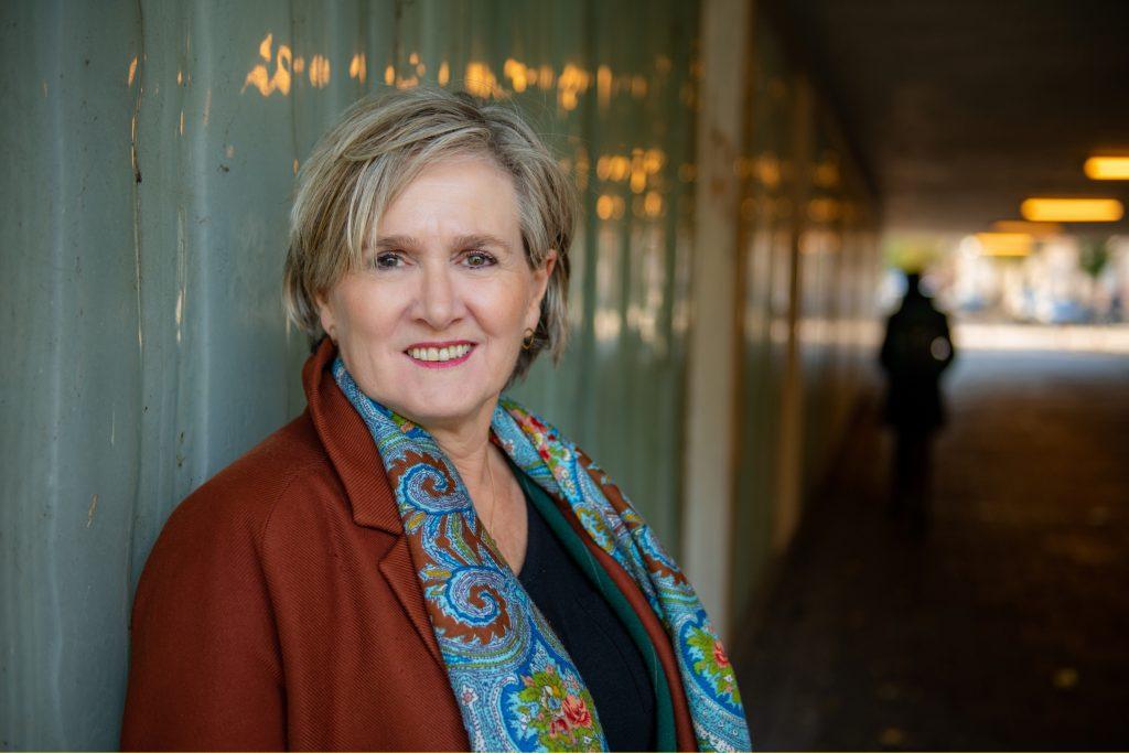 Valerie Frissen, directeur SIDN Fonds