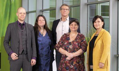 Medewerkers van NORA beheer
