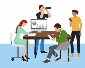 Link naar Maak kennis met de Toolbox Datagedreven werken