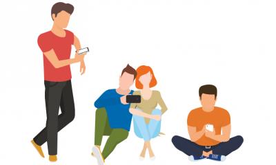 Link naar Jongeren krijgen hulp bij digitale overheidszaken