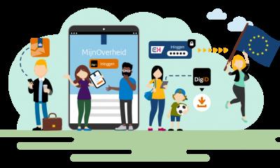 Link naar Toename gebruik van digitale overheidsdiensten