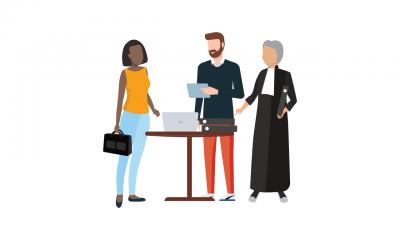 Link naar Handreiking UVW voor wetten rond digitale transformatie