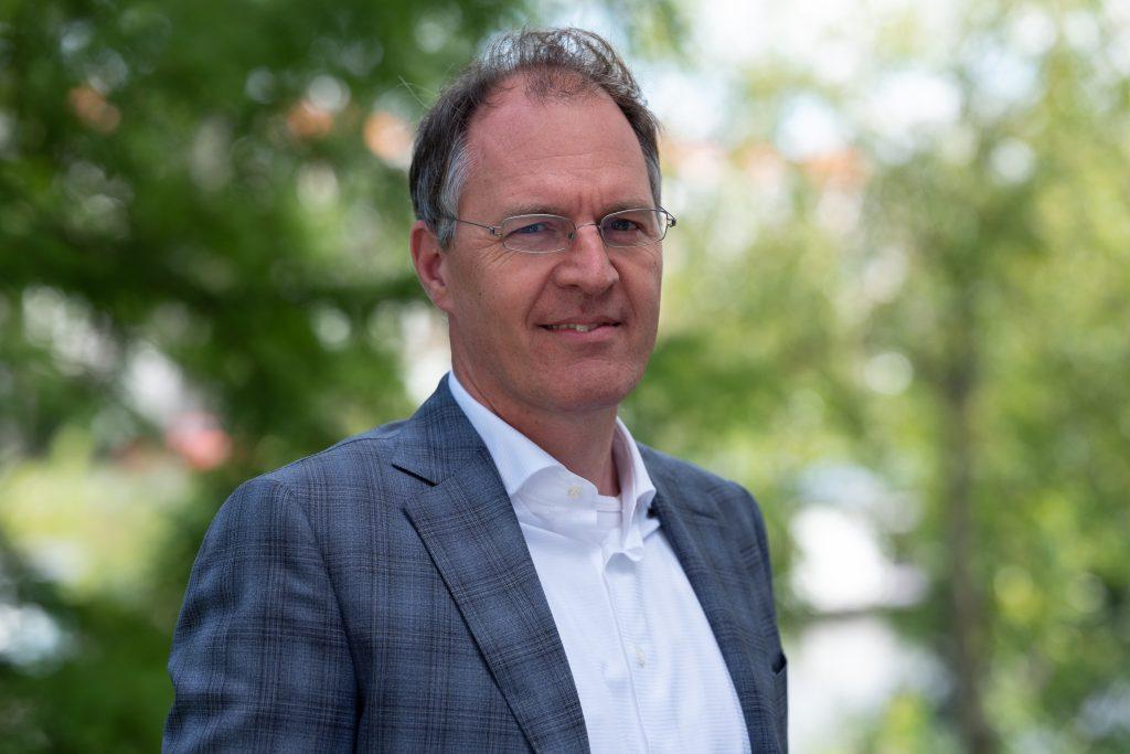 Gijs van Schouwenburg IenW