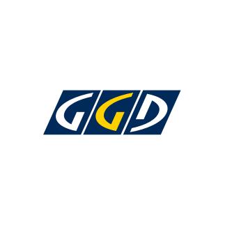 Logo van de GGD