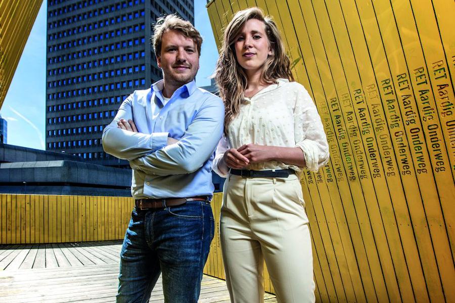 Startup Agents of Change zet zich in voor een samenleving waarin iedereen digitaal mee kan doen.