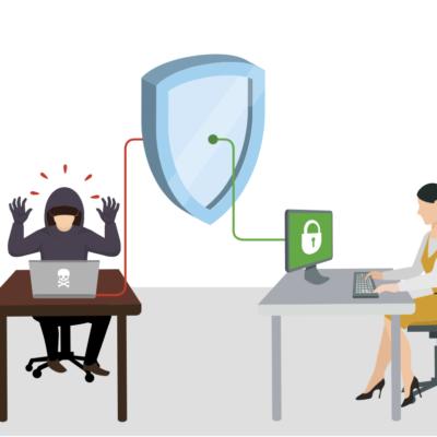 Illustratie: oplossen cyberincident