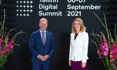 Staatssecretaris Knops op Talinn Digital Summit 2021