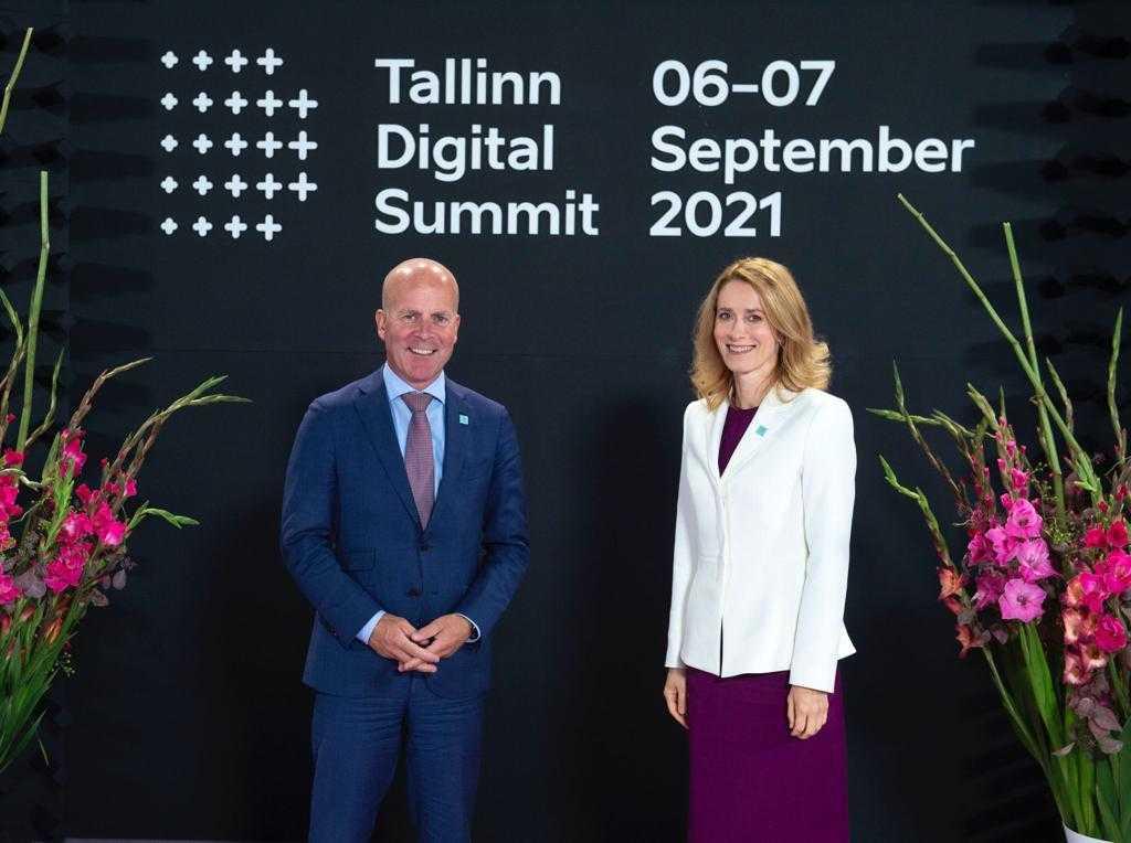 Talinn Digital Summit 2021