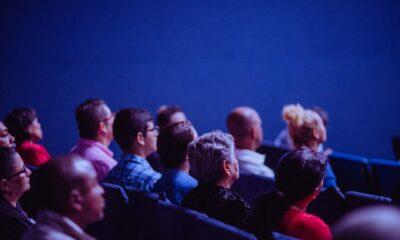 publiek tijdens congres