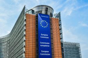 kantoor Europese Commissie in Brussel